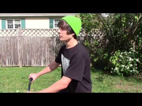 HOW TO 360 BMX EASY