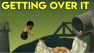 続々・壺じじい Getting Over It#3 thumbnail