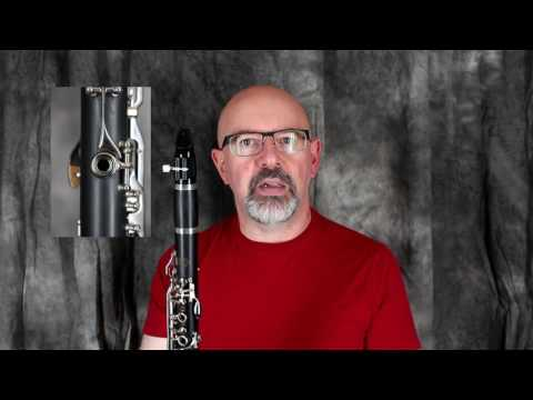 Woodwind Doubling Eps 11   My Personal Clarinet Setup