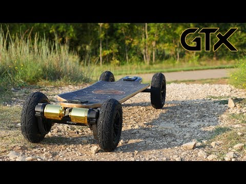 The BEST Electric Skateboard EVER! Evolve Bamboo GTX