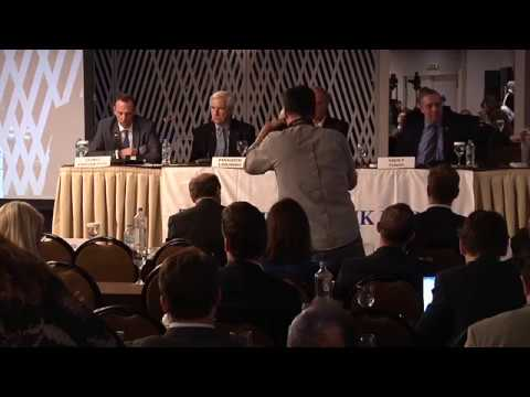 2018 9th Annual Greek Shipping Forum - Industry Challenges & The Road Map Ahead Panel