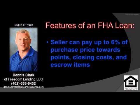 Nebraska FHA Home Mortgages