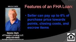 Nebraska FHA Home Mortgages