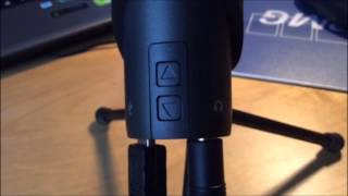 SAMSON Q2U MIC REVIEW - Dutch Commentary