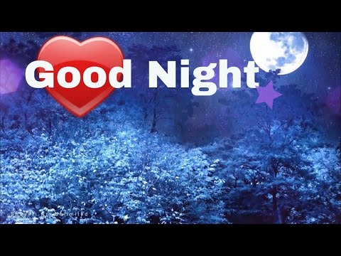 बहुत ही मस्त गुड नाईट शायरी, Good Night Wishes Video 2017