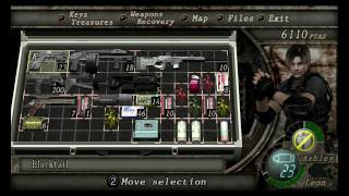 Resident Evil 4 Biohazard pause!!