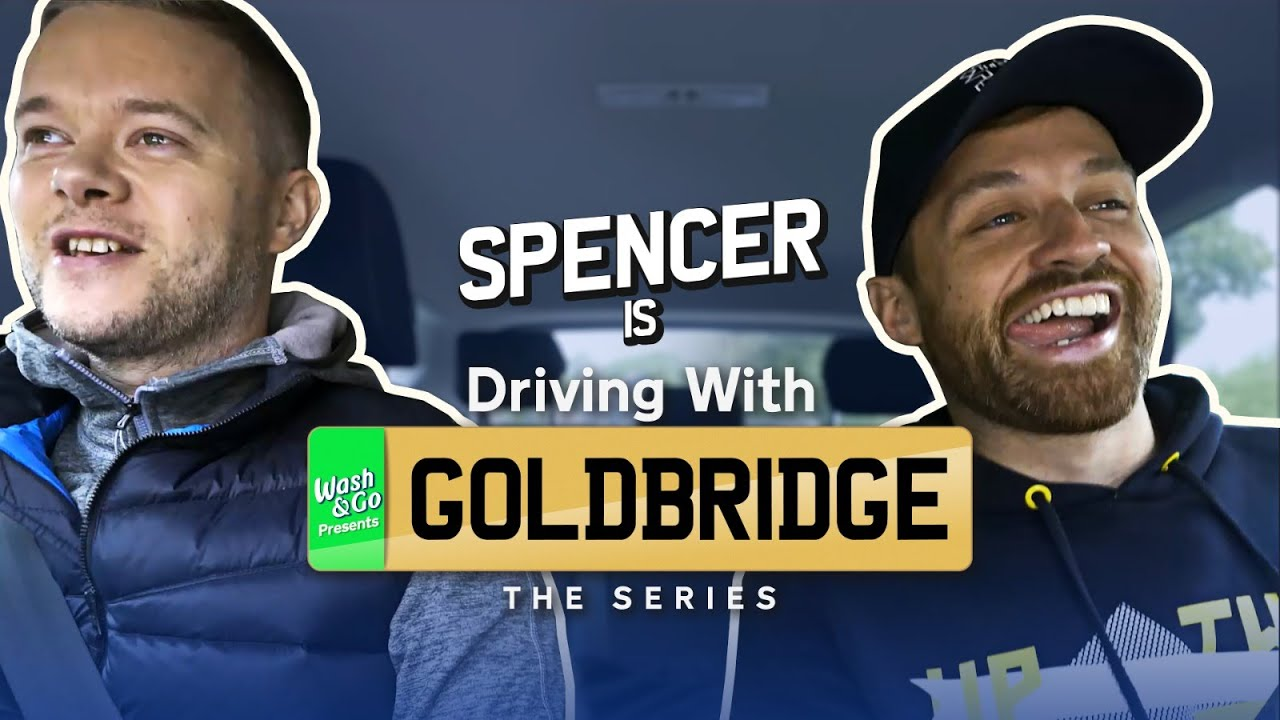 SPENCER FC Driving With GOLDBRIDGE! Episode 4