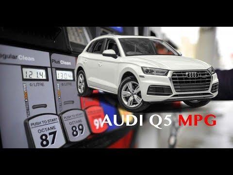 Gas Mileage On The Audi Q5
