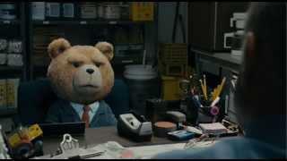 Ted - momentos graciosos (mercado)