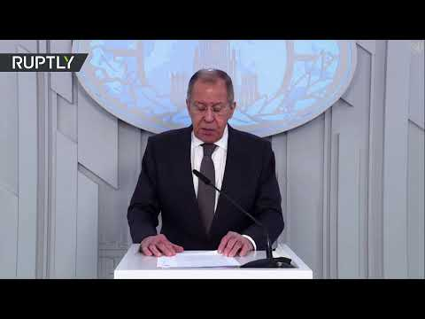 Lavrov speaks at UN Human Rights Council