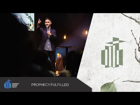 Prophecy Fulfilled | Pastor Micah Marshall