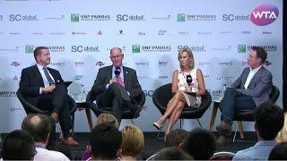 WTA CEO Media Conference