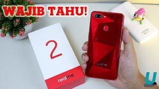 8 HAL yang WAJIB Kamu Tahu dari Realme 2! (Unboxing + Hands-on).
