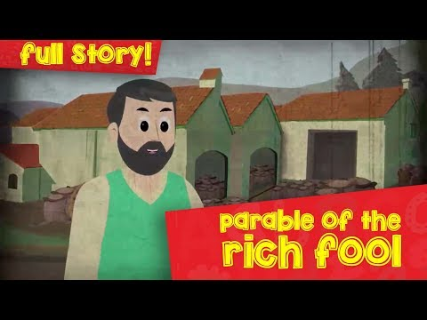 The Parables Of The Rich Fool | English | Parables Of Jesus