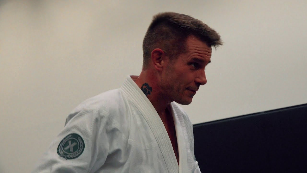 BJJ Brown Belt | Chris Mikuta | ROYDEAN