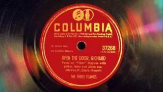 Open the Door, Richard (#1 hit version) - The Three Flames