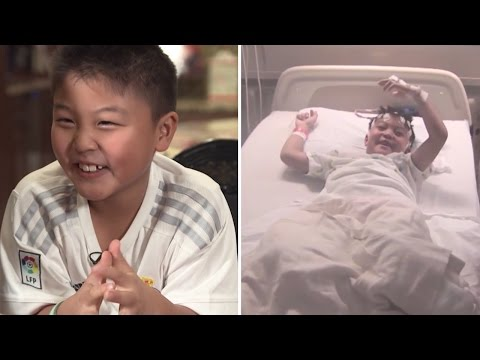 9-Year-Old Boy's Giggling Fits Turn Out To Be Benign Mass Which Caused Seizures