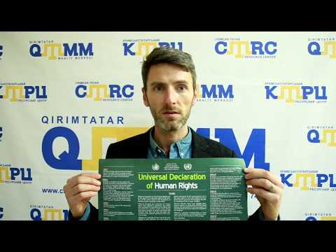 Representatives of Freedom House joined the Stand up for Human Rights campaign (31)