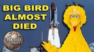 Big Bird Was Almost Onboard The Fatal Space Shuttle Challenger