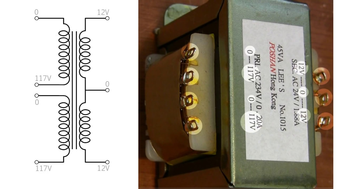 maxresdefault what is a transformer? an electrical transformer tutorial youtube step down transformer 480v to 120v wiring diagram at edmiracle.co