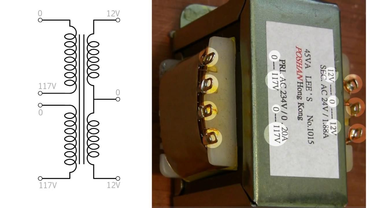 Electrical Transformer Tutorial  YouTube
