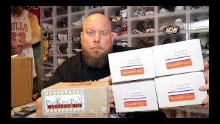 Unboxing 4 ToyUSA $25 Funko Pop Mystery Boxes & $65 Pop King Paul Marvel / DC Mystery Box