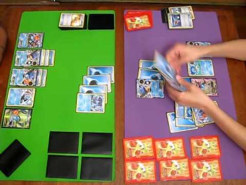 Pokemon Card Battle BBB vs BBB (Better Business Bureau)