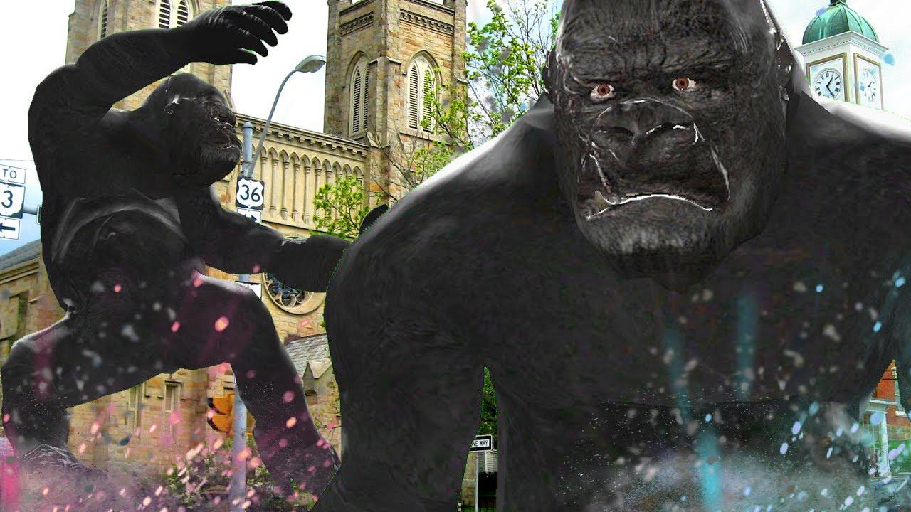 king kong movie gmod funny king kong mod youtube