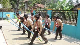 Yel -Yel Regu Edelweis Jambore Kwaran Ajibarang 2018