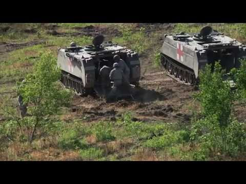 1st Armored Brigade Combat Team, 34th Infantry Division: XCTC 2015