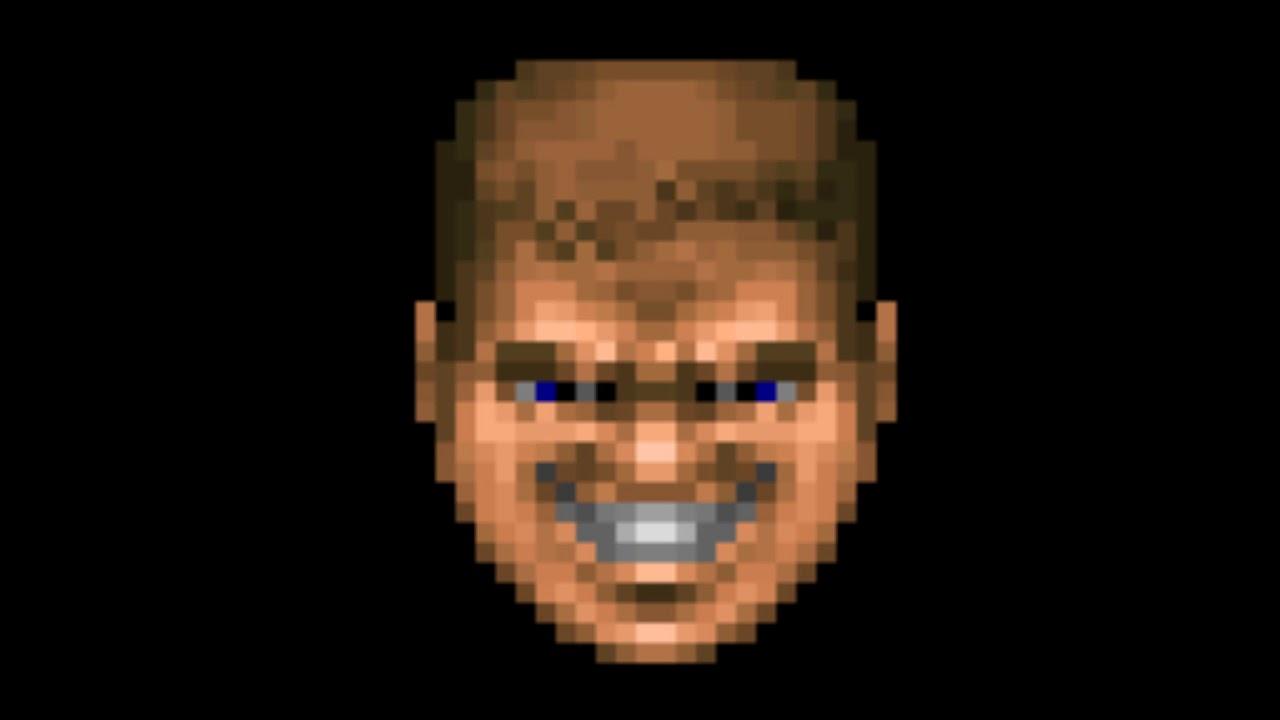 Resultado de imagen para doom face 1993