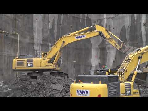 Hinkley Point C - 2 year progress video - A2O People courtesy of EDF