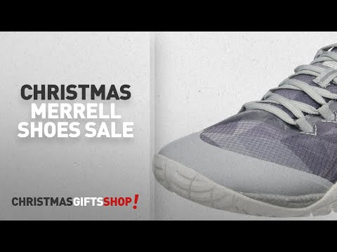 merrell-shoes-christmas-sale:-merrell-trail-glove-4,-men's-trail-running,-white-(high-rise),-8-uk