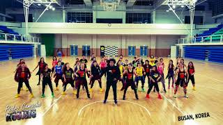Koolale by Pedro Camacho - Zumba(r) Choreography by Busan, Korea Team