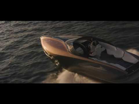 Introducing the Amazing Lexus Sport Yacht Concept