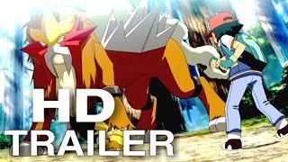 Pokémon  Movie 3 || Trailer || Entei  Spell of the Unown ||New Animated Movie in Hindi  Doom Cartoon