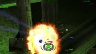 Descent 3 mercenary: level 7 insane cold start