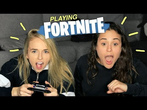 WE'RE REALLY GOOD AT FORTNITE