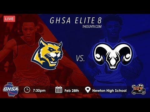 GHSA Elite 8: Wheeler vs. Newton