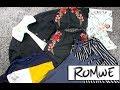 ROMWE HAUL | IS IT A SCAM?!?