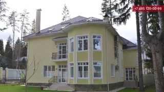 Лот №43288. Дом под ключ 700 кв.м. КП «Ирбис», Киевское шоссе, 22 км от МКАД.(, 2015-11-24T16:28:15.000Z)