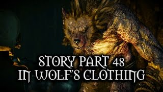 The Witcher 3: Wild Hunt - Story - Part 48 - In Wolf