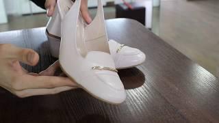 видео Босоножки на толстом каблуке: стильно + удобно!