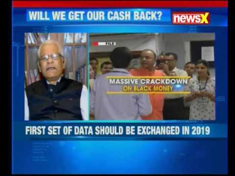 Insight: Black money — Switzerland ratifies automatic exchange of information with India