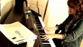 Neutron Star Collision (love is forever) by MUSE.  (Piano Cover)