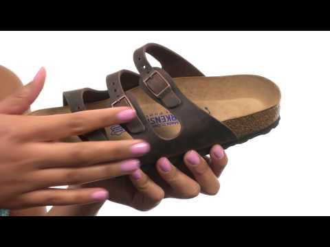Birkenstock Florida Soft Footbed - Leather SKU:109053