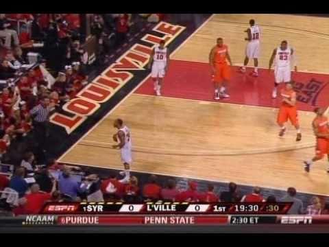 Louisville vs. Syracuse 3-6-10
