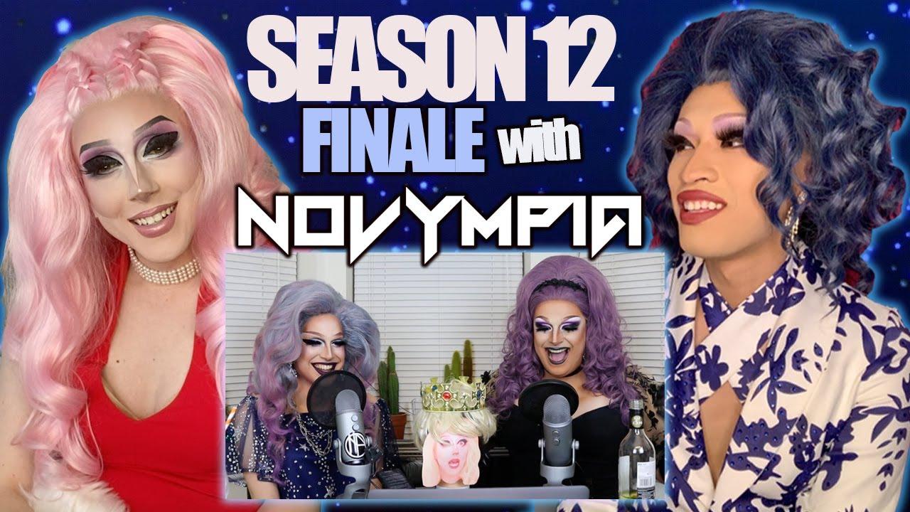 IMHO | Drag Race Season 12 Finale with Novympia
