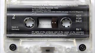 DJ Magazine Presents Guerilla Mastermix by Justin Robertson