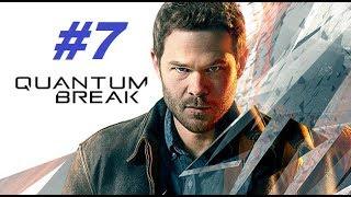 Quantum Break - Parte 7:  A Piscina de Bradbury - PC -  [ PT- BR ]
